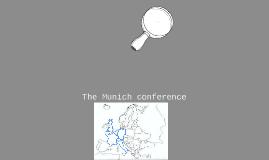 Copia de The Munich conference
