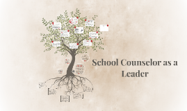 School Counselor as a Leader
