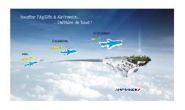 AgileDay 2014 - Booster l'Agilité à Air France, l'affaire de tous !