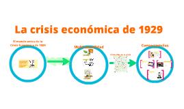 Copy of La Crisis de 1929