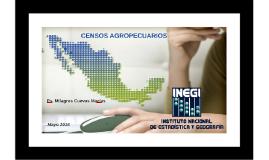 Copy of CENSOS AGROPECUARIOS