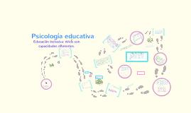 Copy of Linea de tiempo de la psicología educativa