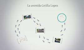 La avenida Cotilla Lopez