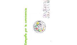 Campaña por la convivencia 2014