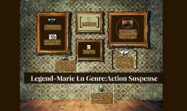 Legend-Marie Lu