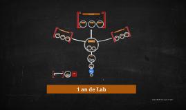 1 an du Lab Louis.