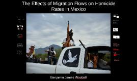 LASA 2018: Migracion y Violencia en Mexico