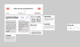 19th Class_Other Income & Deductions