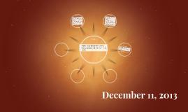 Lesson 10 December 11, 2013