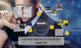 is jay gatsby a tragic hero essay