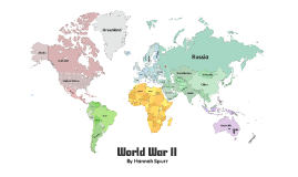 Copy of World War 2 -Hannah Spurr