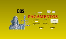 B- DO PAGAMENTO