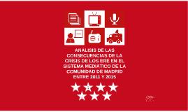 SISTEMA DE MEDIOS DE MADRID