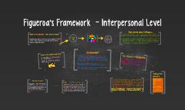 Figueroa's Framework  - Interpersonal Level