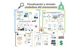 Módulo VI: Fiscalización y revisión ciudadana del Presupuesto