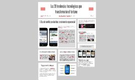 Las 20 tendencias tecnológicas que