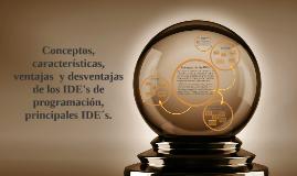 Copy of Conceptos, características, ventajas  y desventajas de los I