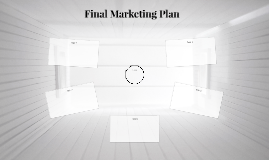 Final Marketing Plan