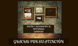 "Decoracion de Interiores ""GABRIELA"""