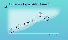 Finance - Exponential Growth