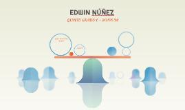 EDWIN NÚÑEZ