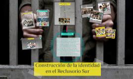 Copy of Copy of Condiciones de vida Reclusorio Sur