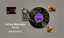 Earth song - Micheal Jackson
