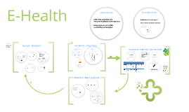 Copy of E-Health Data Sensing and Monitoring