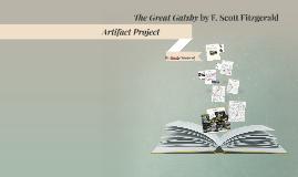 The Great Gatsby Artifact Project