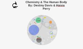 Chemistry & The Human Body