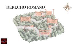 Copy of DERECHO ROMANO