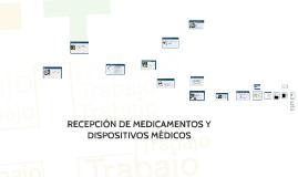 Copy of RECEPCION DE MEDICAMENTOS Y DISPOSITIVOS MEDICOS