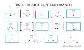 Copy of HISTORIA-ARTE CONTEMPORANEO