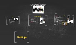 Copy of Samsung Galaxy Gear
