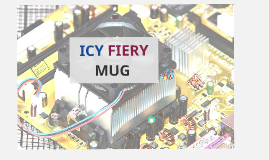 ICY FIERY SQUARE MUG