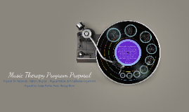 Music Therapy Program Proposal Compacted