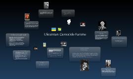 Ukrainian Genocide, Rebecca and Lygia