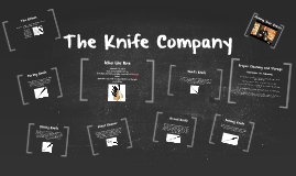 The Knife Company