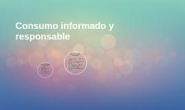 Consumo informado y responsable