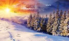 Copy of Prezi Template - Winter Wonderland