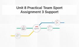 Unit 8 Practical Team Sport