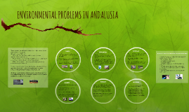 ENVIRONMENTAL PROBLEMS IN ANDALUSIA