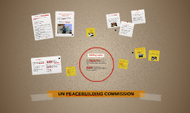 UN PEACEBUILDING COMMISSION