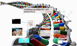 Farmacologia de las migrañas.