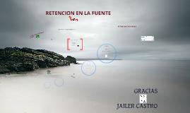 Copy of RETENCION EN LA FUENTE