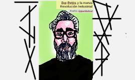 Bre Pettis y la nueva Revolución Industrial