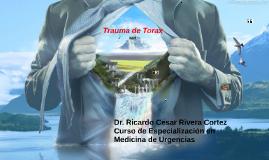 Copy of Trauma de Torax Eniton