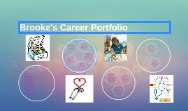 Brooke's Career Portfolio