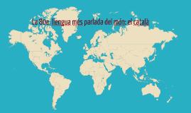 Dialectes catalans