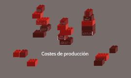 Costes de producción